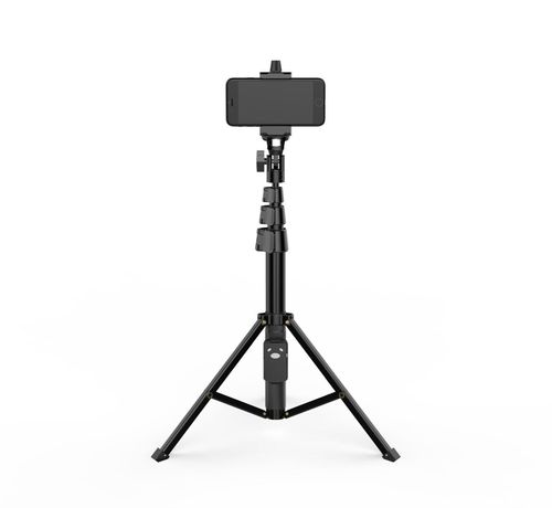 Open Box Fugetek FT-569 Selfie Stick & Tripod, Integrated, All-In-One Professional, Aluminum